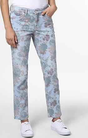 MAC Damen Jeans - Melanie blau