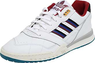 db2e27f8b3333 adidas Schuhe A.R. Trainer blau / burgunder / weiß