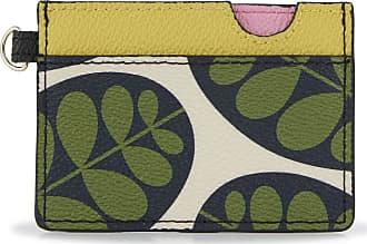 Orla Kiely Uno - Card Holder - Fern