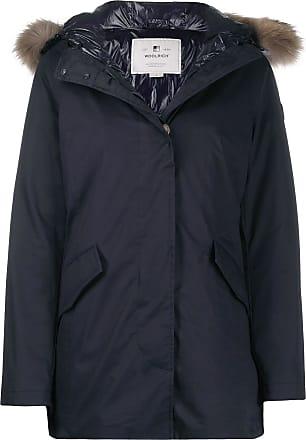 Woolrich padded parka coat - Blue