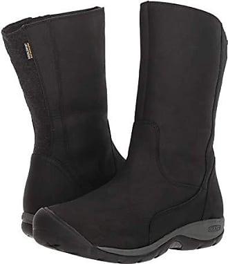 7772a8d79d3 Keen Presidio II Waterproof Boot (Black/Magnet) Womens Shoes