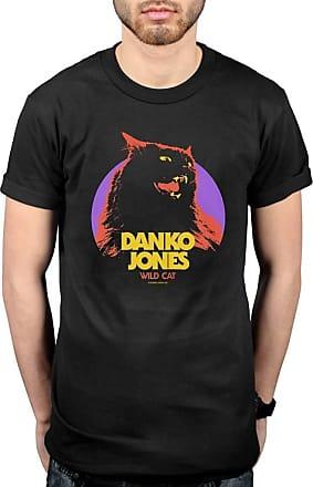 AWDIP Official Danko Jones Wild Cat T-Shirt Black