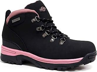 Northwest Territory Keele HIGH Ladies Waterproof Leather Walking Hiking LACE-UP Boot