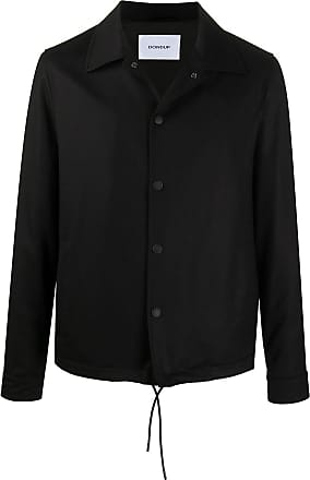 Dondup lightweight drawstring hem jacket - Preto