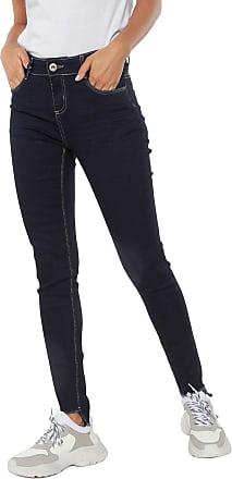6ef00806d0d Malwee Calça Jeans Malwee Skinny Pespontos Azul-marinho