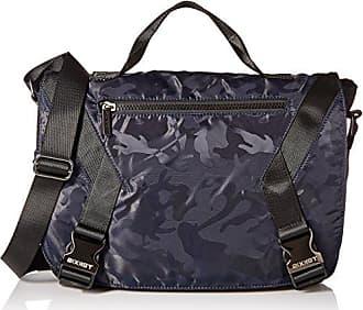 2(x)ist 2(X) ist Mens Nylon Messenger Bag, Midnight Camo, One Size