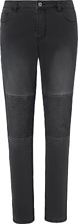 Emilia Lay Jeans in biker style Emilia Lay denim