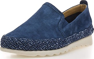 The Flexx Cheestow Flat Shoe Woman Denim 3.5 UK