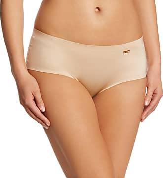 Ultimo Bonded Short, Women Brief, Beige (Nude), 12 UK (38 EU)