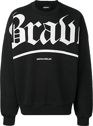 Diesel Brave sweatshirt - Black