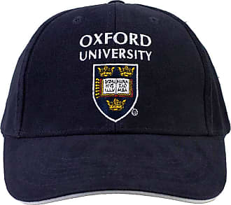 Oxford University Shield Logo Baseball Cap - Official Merchandise Navy