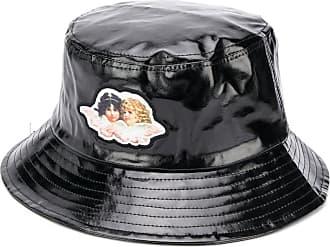 Fiorucci Cappello bucket Angel - Di colore nero