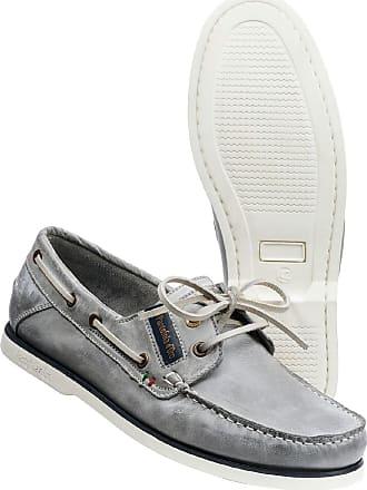 Pantofola D'oro dOro Herren Bootschuh Grau einfarbig