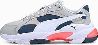 Puma Womens PUMA Lqdcell Epsilon Pt Trainers, Grey Violet/Dark Denim, size 7.5, Shoes