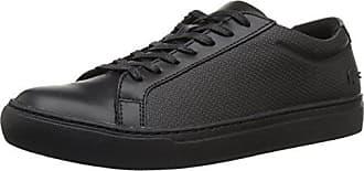 664142543 Men s Black Lacoste Sneakers  27 Items in Stock