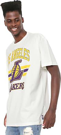 NBA Camiseta NBA Los Angeles Lakers Off-white