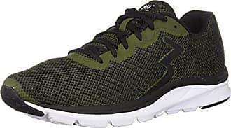 361° Mens 361-ENJECTOR Running Shoe Army/Black_7909 7.5 M US