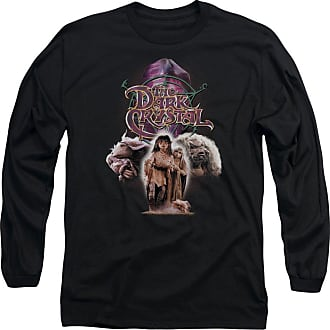 Popfunk Dark Crystal The Good Guys Unisex Adult Long-Sleeve T Shirt for Men and Women Black