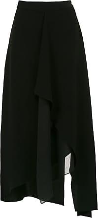 Uma midi Pilar skirt - Black