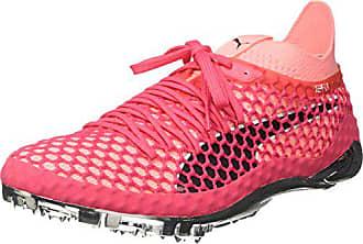 8481cdde1b03 Puma Unisex-Erwachsene Evospeed Netfit Sprint Leichtathletikschuhe Paradise  Pink-Soft Fluo Peach Black
