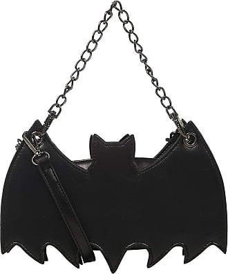 Banned Apparel Celebration Gothic Bat Horror Girls Ladies Shoulder Handbag