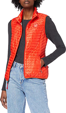 Napapijri Womens Acalmar W Vest 1 Outdoor Gilet, Red (Grenadine Red A53), Small