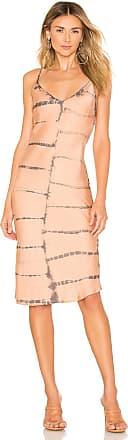Cali Dreaming Vaea Slip Dress in Blush