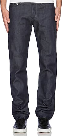 Naked & Famous Denim Weird Guy Indigo Selvedge in Indigo