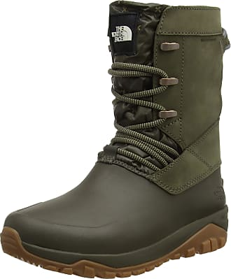 The North Face The North Face Womens Yukiona Mid High Boots, Green (Tarmac Green/Tarmac Green 5tl), 7 UK (40 EU)