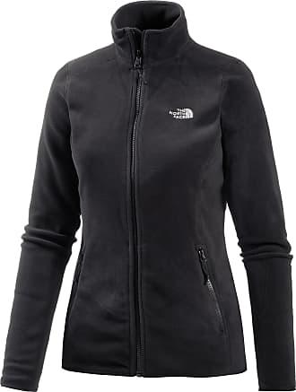 The North Face 100 Glacier Fleecejacke Damen in tnf black, Größe XL