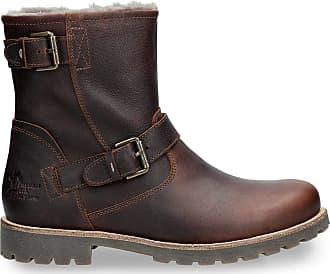 Panama Jack Faust Igloo C20 Boots Brown 10 UK