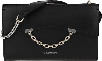 Karl Lagerfeld Cross Body Bags - Karl Seven Clutch Black - black - Cross Body Bags for ladies