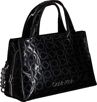 Calvin Klein Schwarze Calvin Klein Handtasche Neat Em Tote Mini