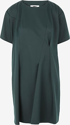 Maison Margiela Asymmetrical Dart Dress