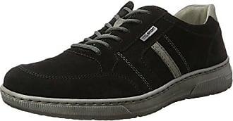 à Grau Waldläufer Schwarz Lacets EU Hadrian Chaussures Mehrfarbig 43 Homme Evq74
