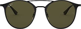 Ray-Ban Junior Unisexs Rb 3546 Sunglasses, Black, 52
