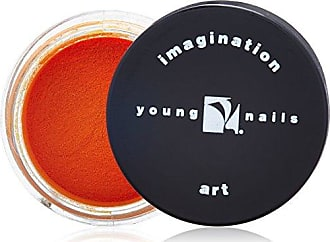 Young Nails Powder, Orange, 0.25 Ounce