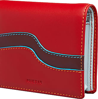 Mietis Wavy Wallet Red