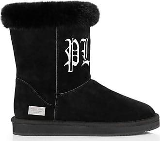 Philipp Plein Boots Women Black Size 38 EU