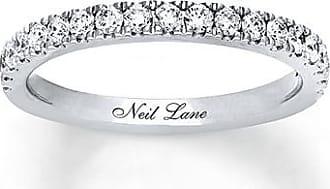 Neil Lane Wedding Band 1/2 ct tw Diamonds 14K White Gold