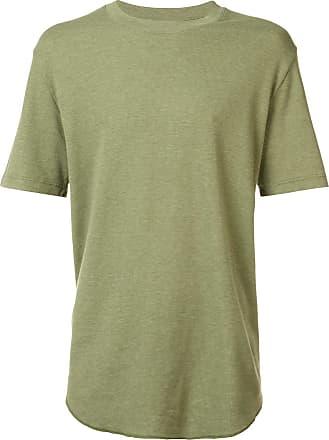 321 round neck T-shirt - Green