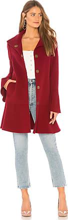 Joie Anichka Coat in Red