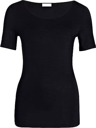 Hanro Shirt SOFT TOUCH - SCHWARZ