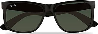 Ray-Ban 0RB4165 Justin Sunglasses Black