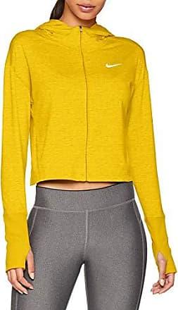 Nike Damen Element Hoodie, Burgundy CrushRed CrushHeather