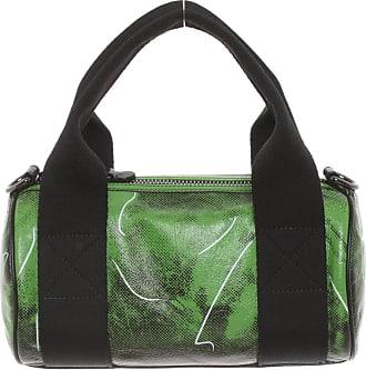4d1e8b0085afc2 Moschino gebraucht - Handtasche aus Leder in Grün - Damen - Leder