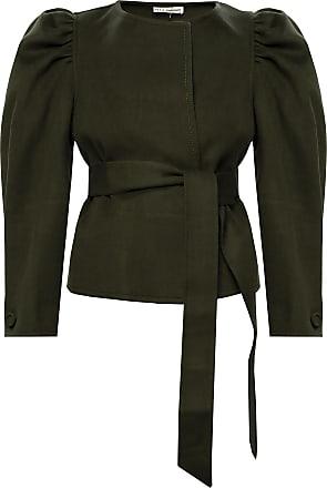Ulla Johnson Maxine Wool Jacket Womens Green