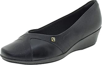 Piccadilly Sapato Feminino Anabela Piccadilly - 144050 Preto 39