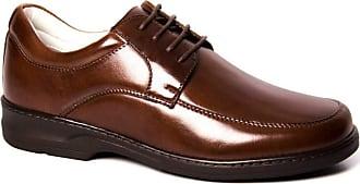 Generico Sapato social, masculino, semi-ortopédico, anti -stress, em legitimo couro mestiço (pelica), forrado em napa de couro, palmilha gel couro, solado de b