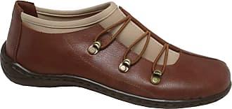Opananken Sapato Feminino Opananken Couro 74532 Linha Confort